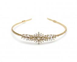 crystal clwar headband